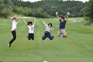 ゴルフ場開放デージャンプDSC_0029©K.ITO