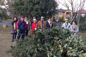 草刈ボランティアの活動